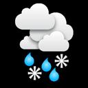 Rain/Snow Showers